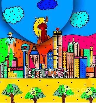 Dallas by NICO BIELOW by Nico Bielow
