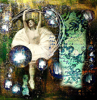 Dance of Bubbles by Hengameh Kaghazchi