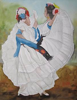 Dance of the Butterflies by Kim Lucianovic