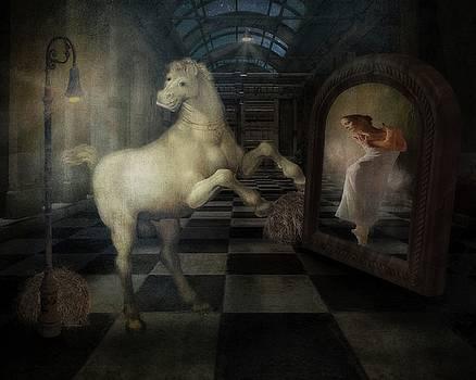 Dance Pony Dance by Terry Fleckney