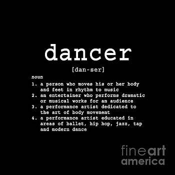 Dancer by Janelle Tweed