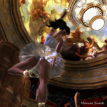 Dancer by Monroe Snook