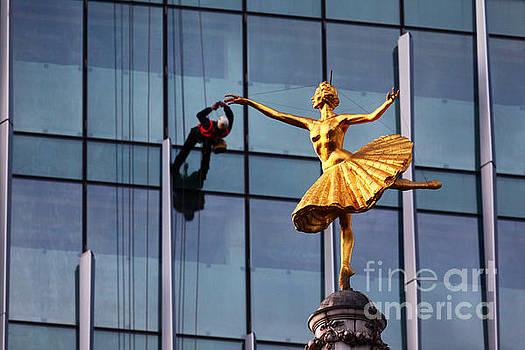 James Brunker - Dancing Above The Rooftops