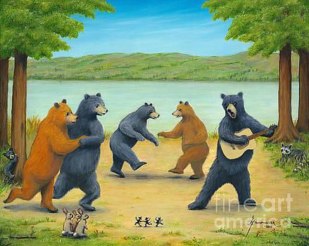 Dancing Bears by Jerome Stumphauzer