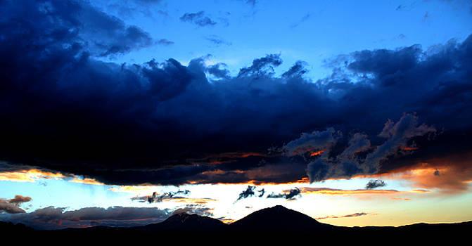 Dancing Clouds by Silke Brubaker