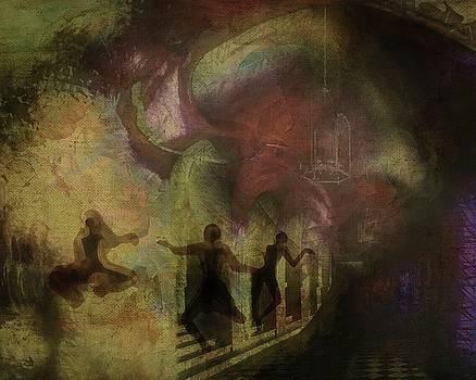 Dancing In The Hallways by Terry Fleckney