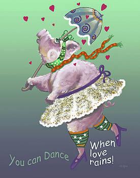 Dancing Pig by Shane Guinn
