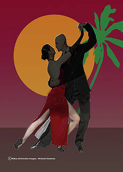 Dancing Under the Moonlight by Michael Chatman
