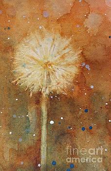 Dandelion Clock 1 by Patricia Henderson