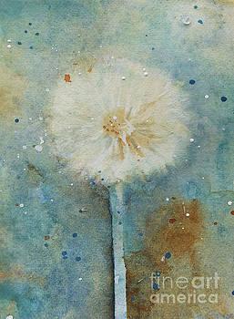 Dandelion Clock 2 by Patricia Henderson