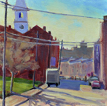 Daniel Street by Mary Byrom