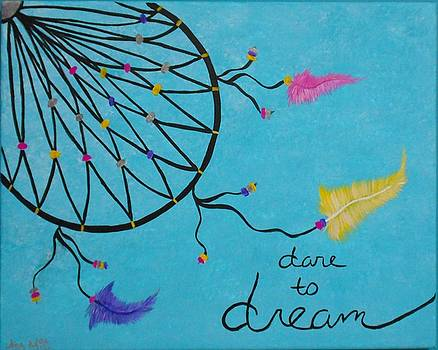 Dare to Dream by Angela McCool