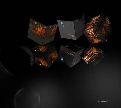 Dark Alleys by James Puckett