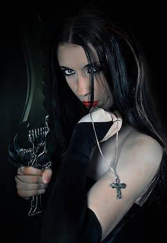 Dark angel by Dean Bertoncelj