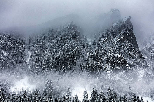 Dark Mountain by Evgeni Dinev