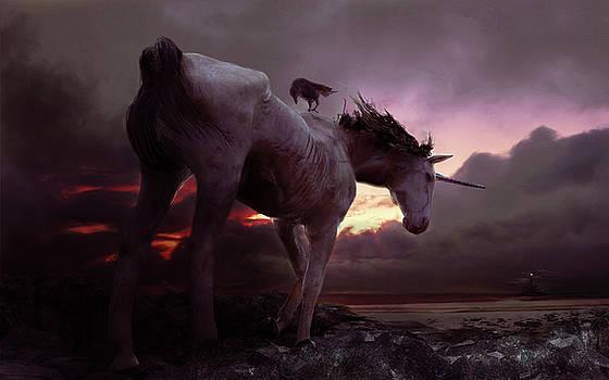 Dark night of the soul by Casey Liechty