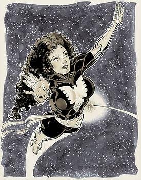 Dark Phoenix by Ken Branch