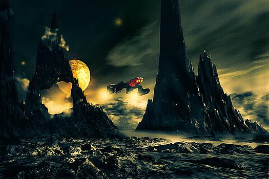 Dark Planet by Bob Orsillo