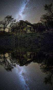 Dark Reflection by Aaron J Groen
