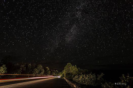 Dark Sky Beam by Bill Cantey
