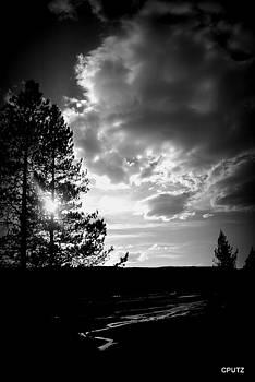 Dark Sunset by Carrie Putz