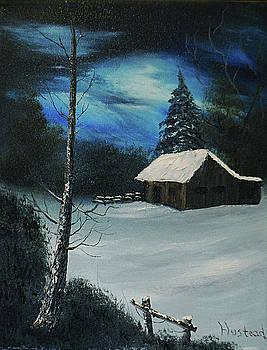 Darkness Falls by Brian Hustead