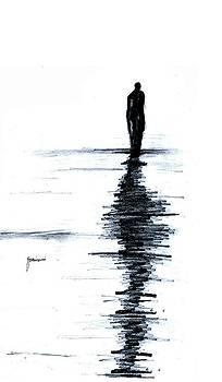Darkness by Foqia Zafar