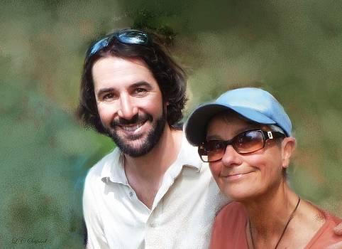 Darren Visits by Linda Seifried