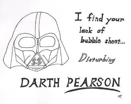 Darth Pearson by David S Reynolds