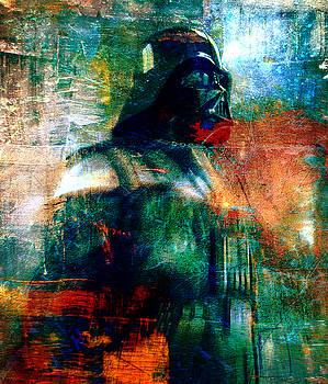 Darth Vader Abstract XII by Aurelio Zucco