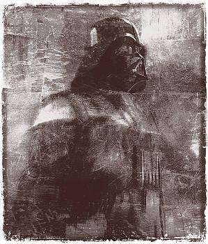Darth Vader Abstract XIII by Aurelio Zucco