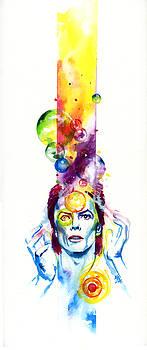 David Bowie by Ken Meyer jr