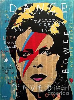 David Bowie by Venus