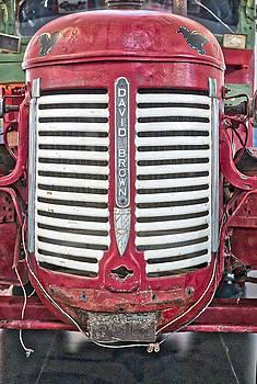 Steven Ralser - David Brown Tractor - Canberra - Australia