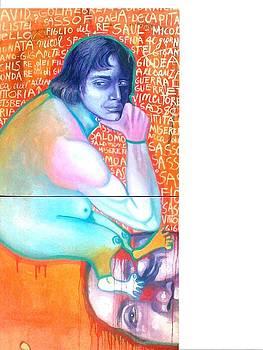 Davide e Golia by Beatrice Feo Filangeri