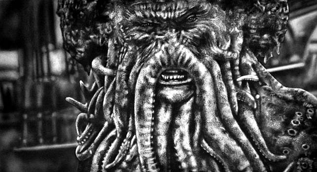 Davy Jones by Arno Schaetzle