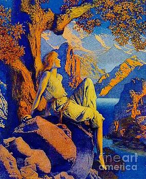 Dawn 1918 by Padre Art