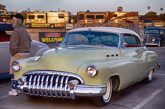 Dawn Buick Eight by Bill Dutting