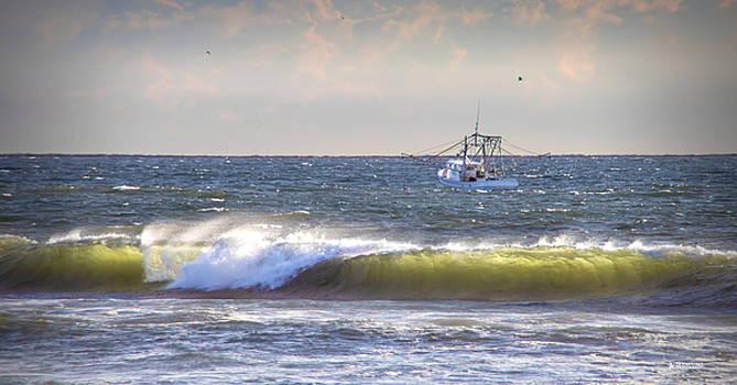 Dawn Fishermen by Phil Mancuso