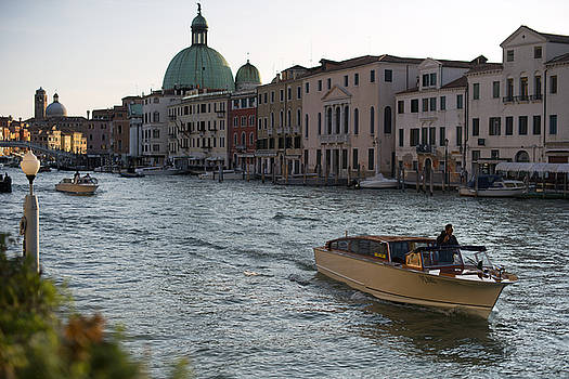 Dawn in Venice by Brad Scott