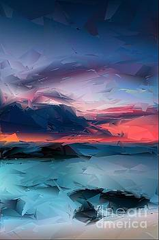 Dawn by Jacqueline McReynolds