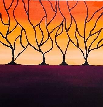 Dawning by Annette Bingham