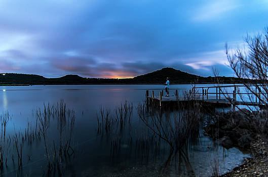 Dawns Early Light by Bob Marquis