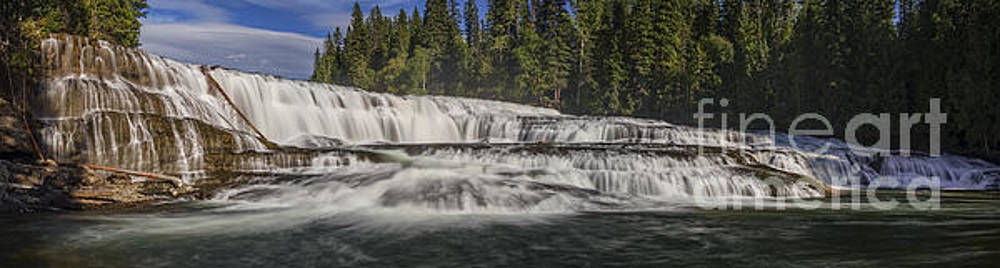 Dawson Falls by Carrie Cole