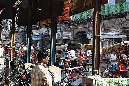 Sumit Mehndiratta - Day at Old Delhi