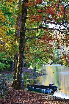Day at the Lake by Carol McGunagle