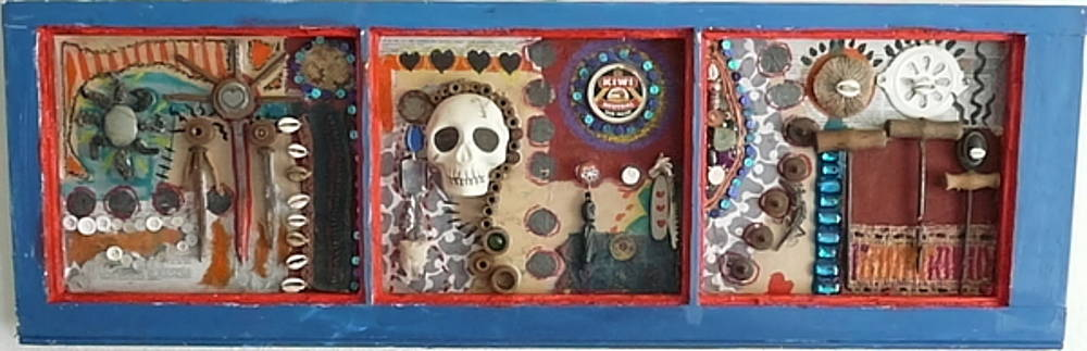 Day Of The Dead by Jane Clatworthy