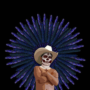 Day of the Dead by Julie Rodriguez Jones