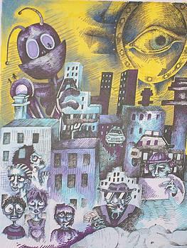 Daydreaming by Beka Burns