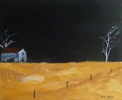 Dead Tree Barn by Andy Davis